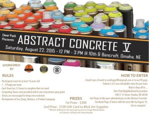 Abstract concrete 2015